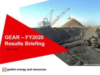 FY2020 Results Presentation