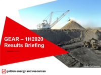1H2020 Results Presentation